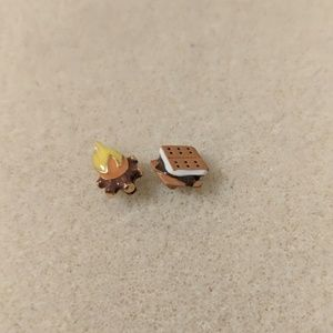 Origami Owl Campfire & S'mores Charms